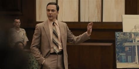 First Look at 'Big Bang Theory' Star Jim Parsons in Ted