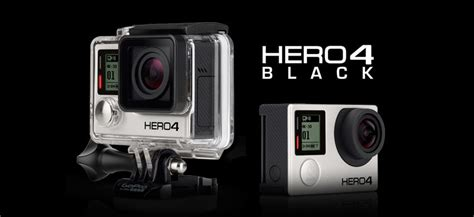 HERO 4 Black the most powerful GoPro ever